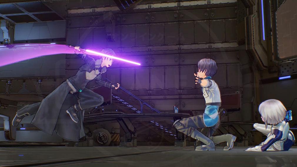 SAOフェイタル・バレット (ソードアート・オンライン) PC メインストーリースクリーンショット