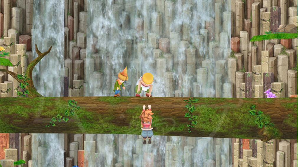 聖剣伝説2 SECRET of MANA(シークレット オブ マナ) PC 全編ビジュアルがリニューアルされたグラフィックススクリーンショット