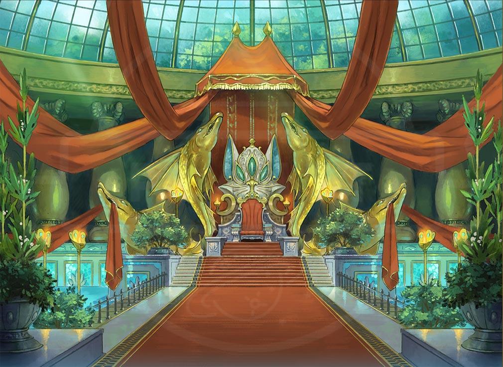 二ノ国2 レヴァナントキングダム PC ゴロネール王国内部イメージ