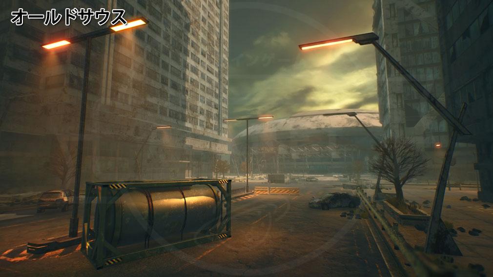 SAOフェイタル・バレット (ソードアート・オンライン) PC 『オールドサウス』イメージ