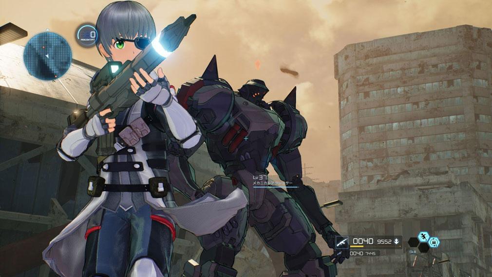 SAOフェイタル・バレット (ソードアート・オンライン) PC 武器『アサルトライフル』スクリーンショット
