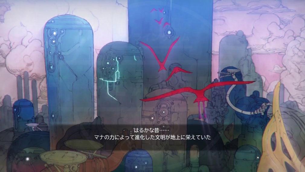 聖剣伝説2 SECRET of MANA(シークレット オブ マナ) PC オープニングムービーのイメージ