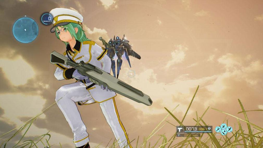 SAOフェイタル・バレット (ソードアート・オンライン) PC 武器『サブマシンガン』スクリーンショット
