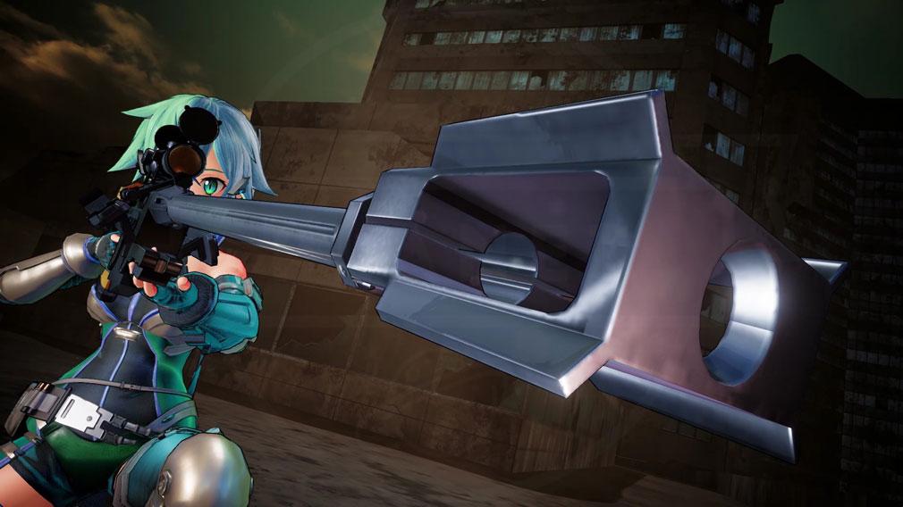 SAOフェイタル・バレット (ソードアート・オンライン) PC 武器『スナイパーライフル』スクリーンショット