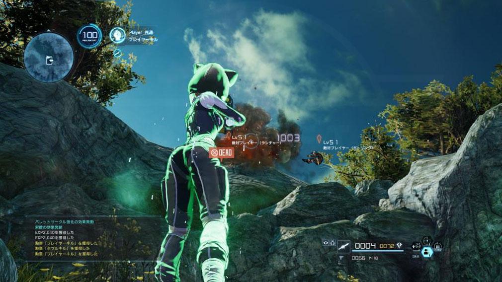 SAOフェイタル・バレット (ソードアート・オンライン) PC 武器『グレネードランチャー』スクリーンショット