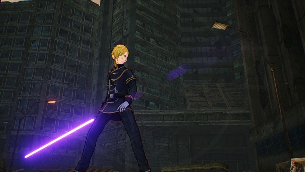 SAOフェイタル・バレット (ソードアート・オンライン) PC 武器『ソード』スクリーンショット