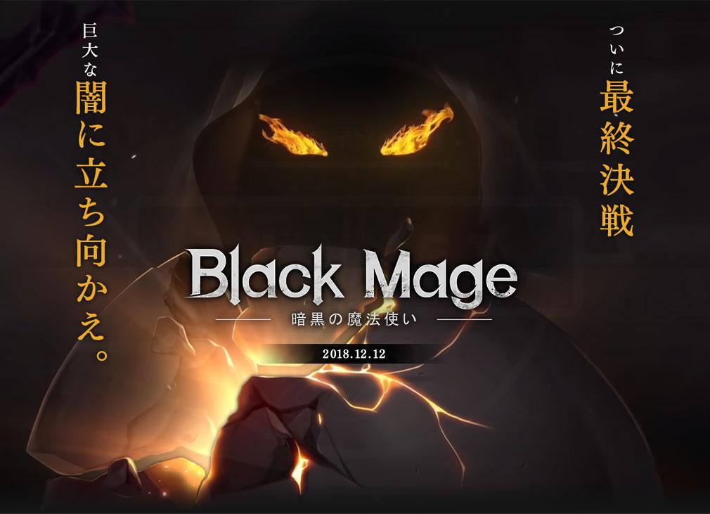 メイプルストーリー(MAPLE STORY) ブラックメイジメインイメージ