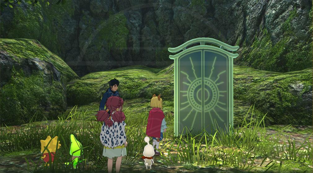 二ノ国2 レヴァナントキングダム PC 『夢幻の扉』スクリーンショット