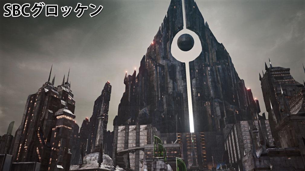 SAOフェイタル・バレット (ソードアート・オンライン) PC 『SBCグロッケン』イメージ