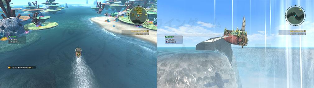 二ノ国2 レヴァナントキングダム PC 利用できる船スクリーンショット