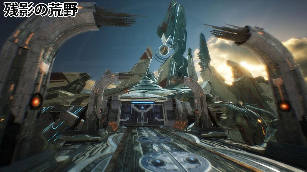 SAOフェイタル・バレット (ソードアート・オンライン) PC 『残影の荒野』イメージ