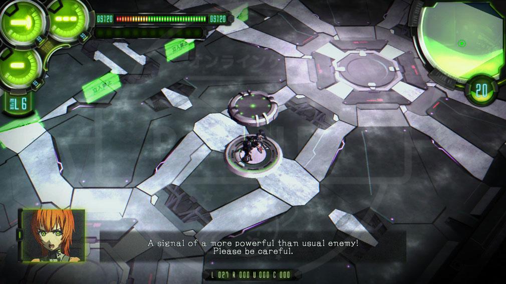 ダマスカスギヤ 西京EXODUS HD Edition PC バトルプレイスクリーンショット