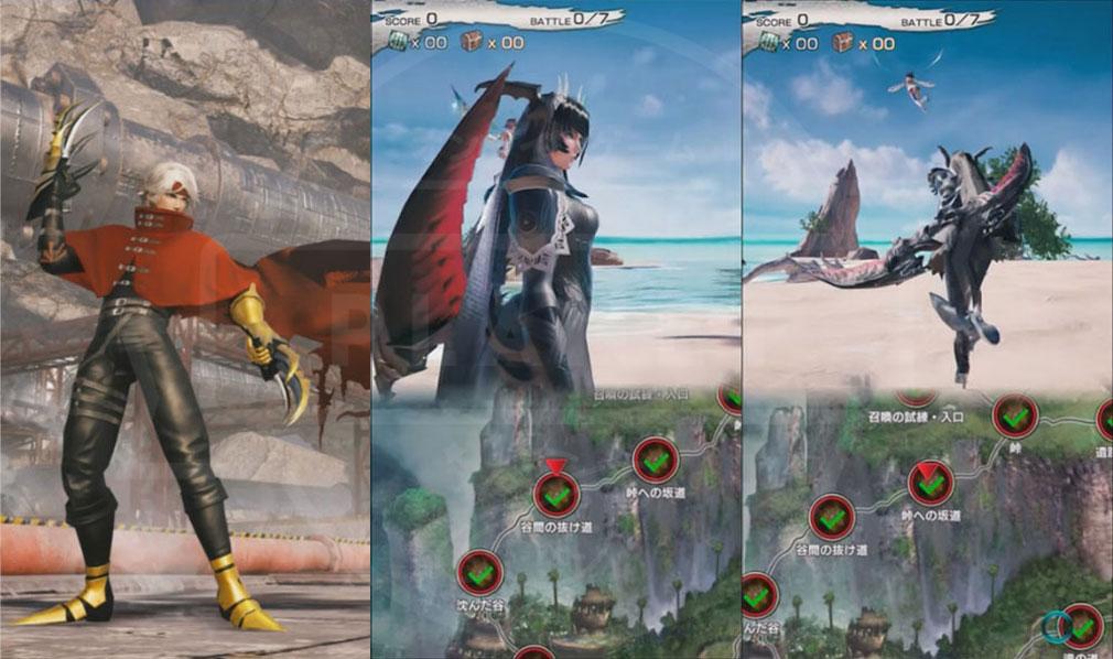メビウスFF 破滅の戦士 PC(メビウス2) プレイスクリーンショット