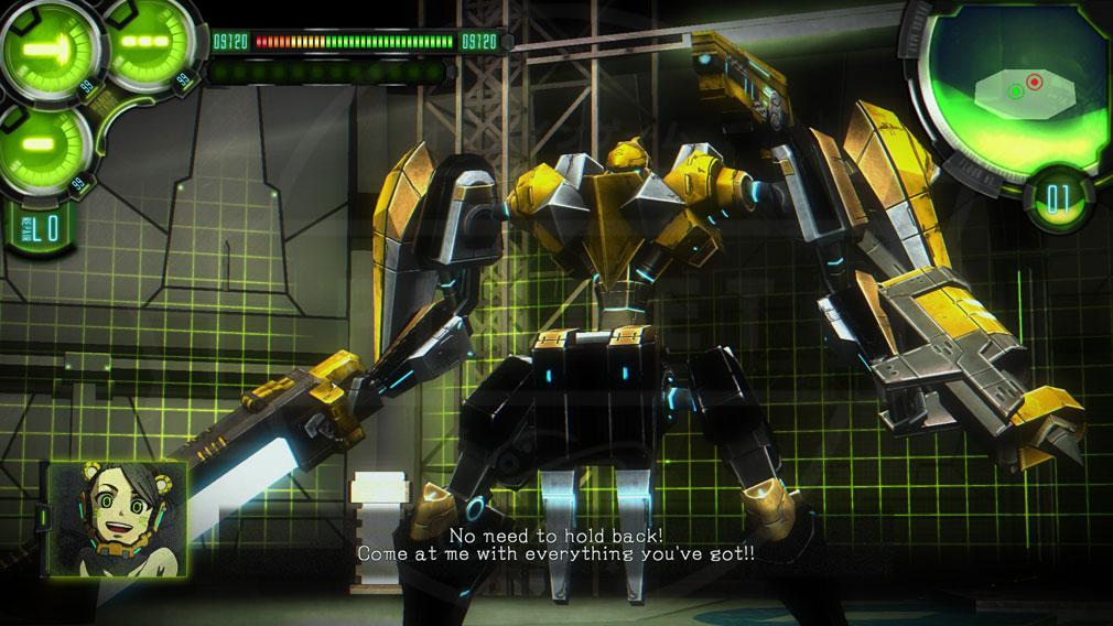 ダマスカスギヤ 西京EXODUS HD Edition PC プレイスクリーンショット