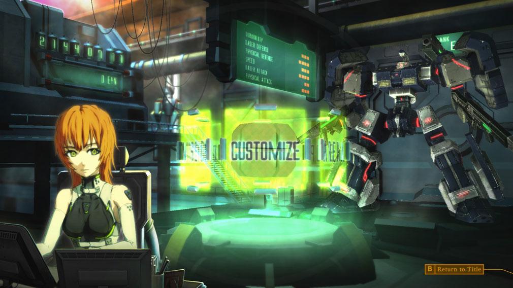 ダマスカスギヤ 西京EXODUS HD Edition PC ホーム画面スクリーンショット