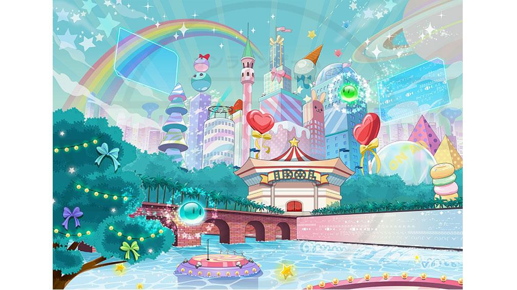 エンゲージプリンセス 『アイドルエリア』イメージボード