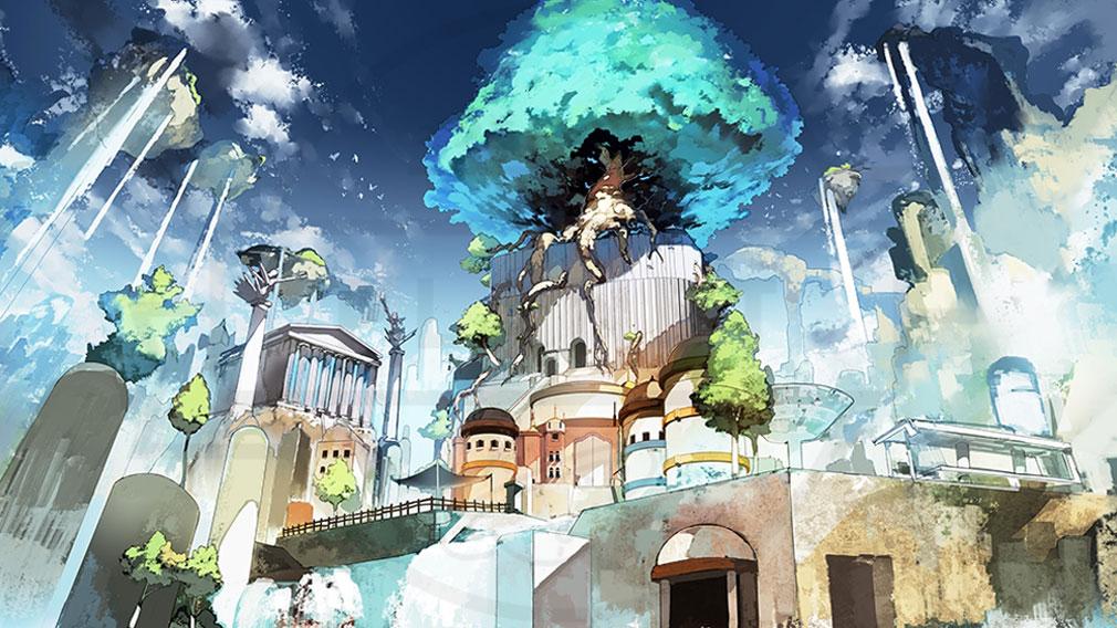 エンゲージプリンセス 『ファンタジーエリア』イメージボード