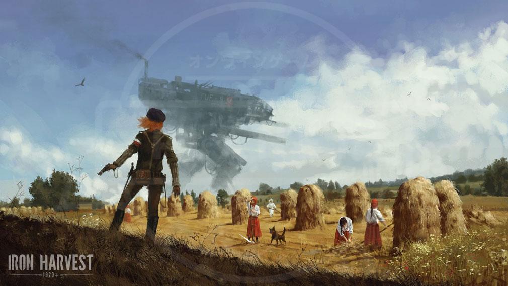 Iron Harvest PC メインイメージ