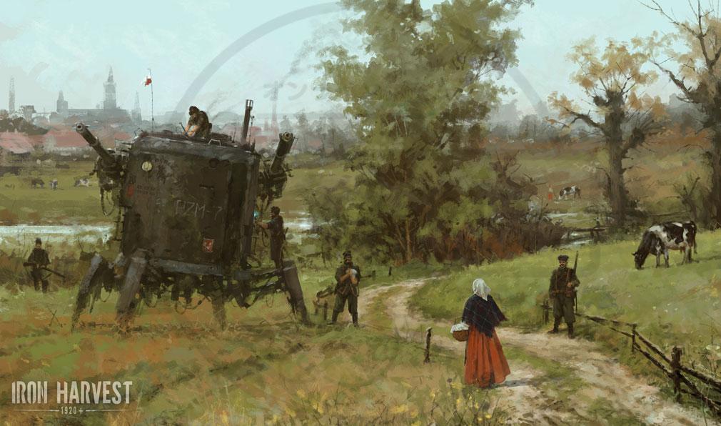 Iron Harvest PC 世界観イメージ