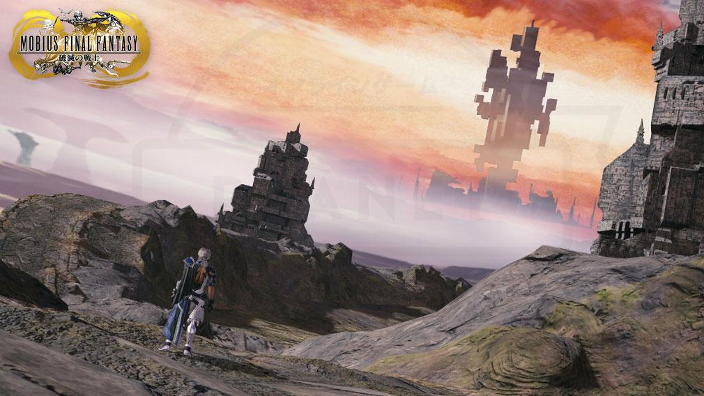 メビウスFF 破滅の戦士 PC(メビウス2) 世界観イメージ