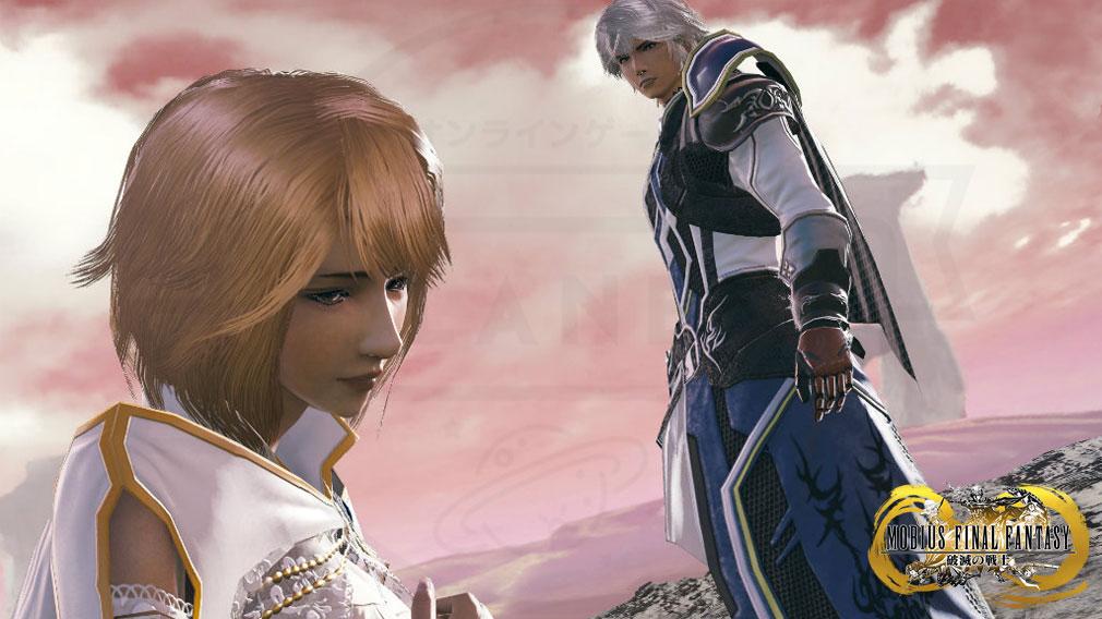 メビウスFF 破滅の戦士 PC(メビウス2) 新章ゲーム内スクリーンショット