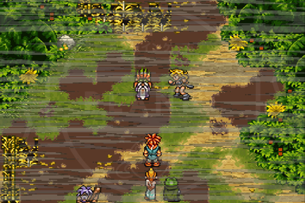 クロノトリガー PC 『シンボルエンカウント』スクリーンショット