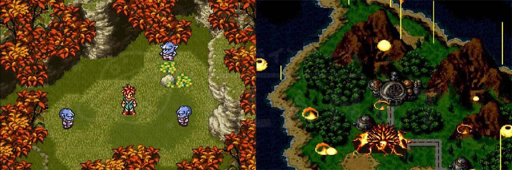 クロノトリガー PC フィールドスクリーンショット