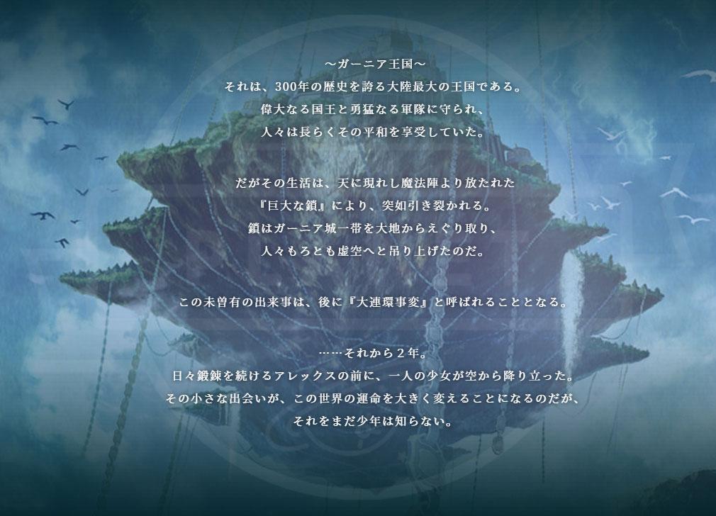 エターナルリンケージ (エタリン) 蒼穹のアムネシア PC 物語イメージ