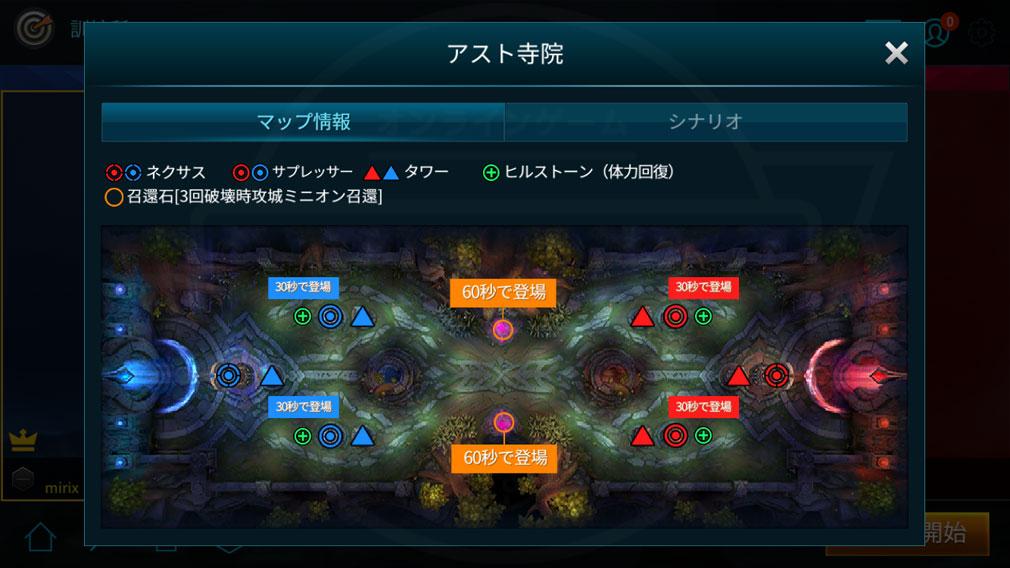 アイアンリーグ(IRON LEAGUE) PC マップ『アスト寺院』スクリーンショット