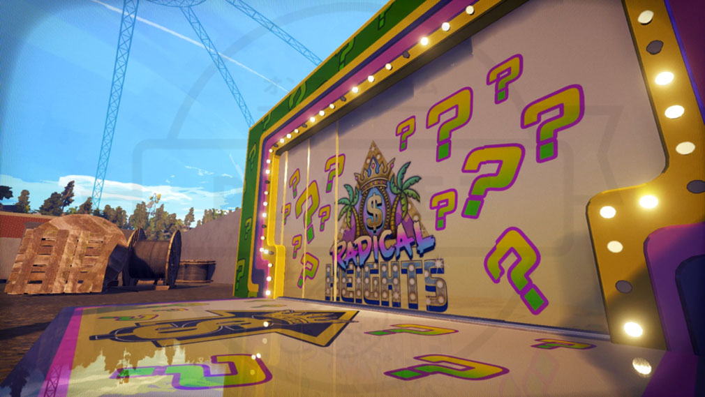 Radical Heights(ラディカル ハイツ) ダイナミックゲームショーイベントスクリーンショット