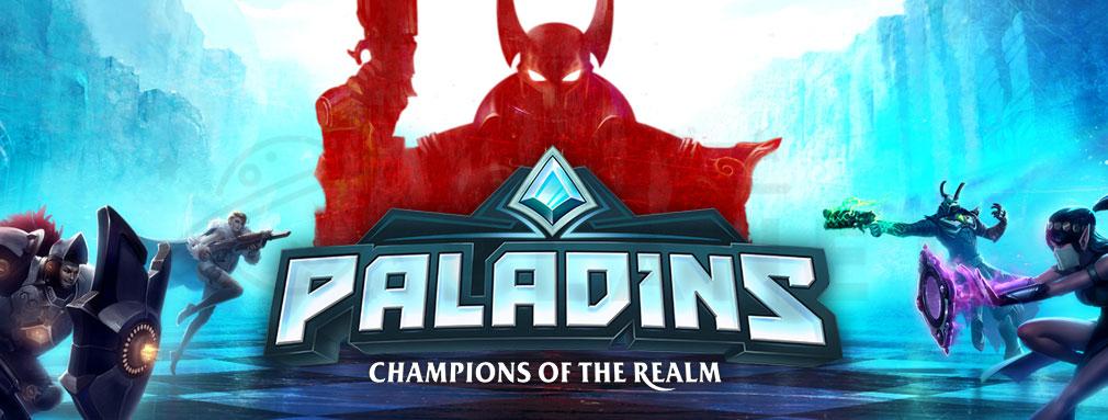 Paladins(パラディンズ) Champions of the Realm PC キービジュアル