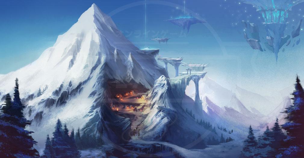 KRITIKA Revolution(クリティカR) 狼影の村イメージ