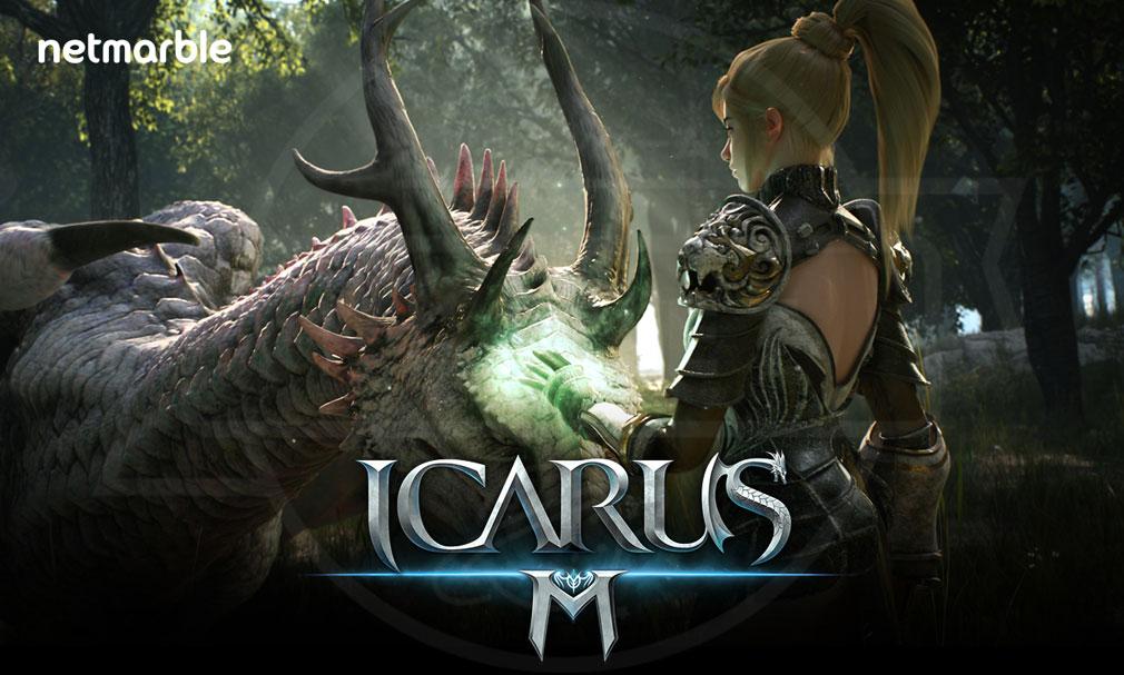 イカロスM (ICARUS MOBILE) フッターイメージ