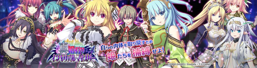 真 姫狩りインペリアルマイスターA(姫狩りima) PC 一般版 メインイメージ