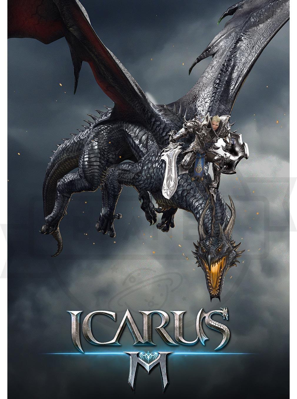 イカロスM (ICARUS MOBILE) ポスターイメージ