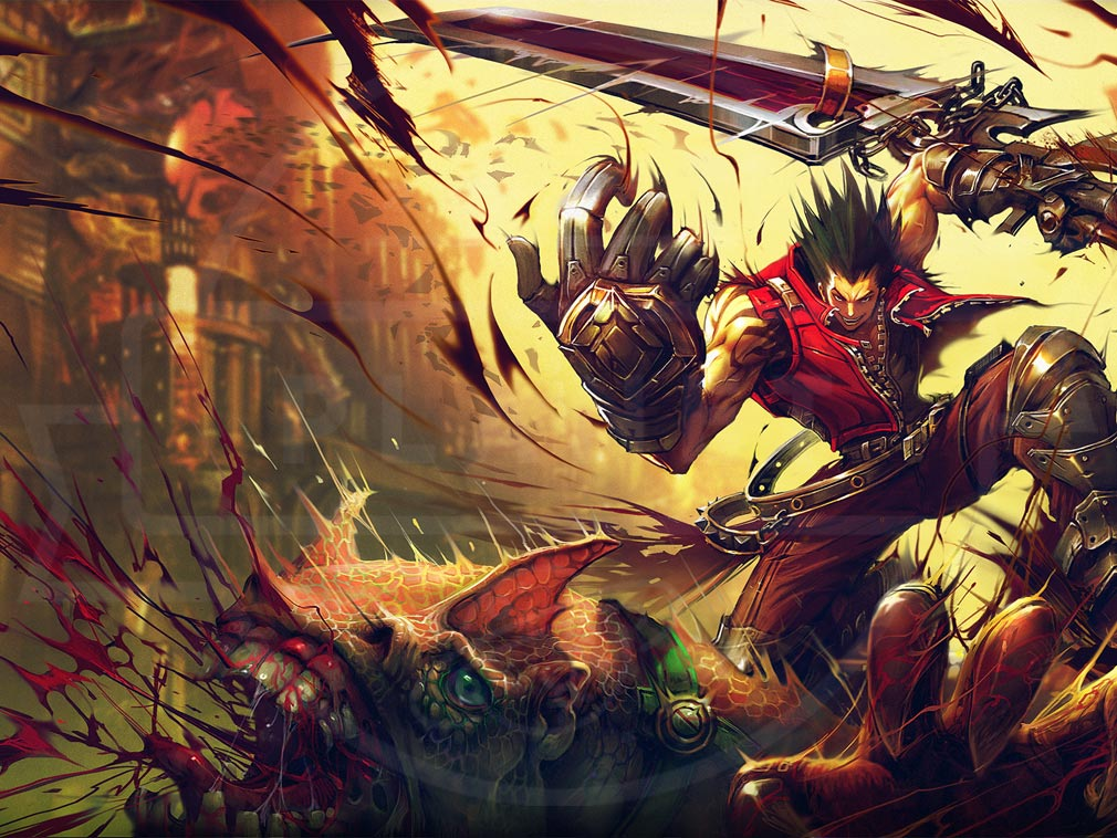 KRITIKA Revolution(クリティカR) 戦士(CV:関智一)イメージ