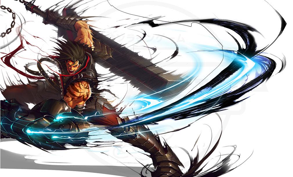 KRITIKA Revolution(クリティカR) 戦士二次職『爆魔』イメージ