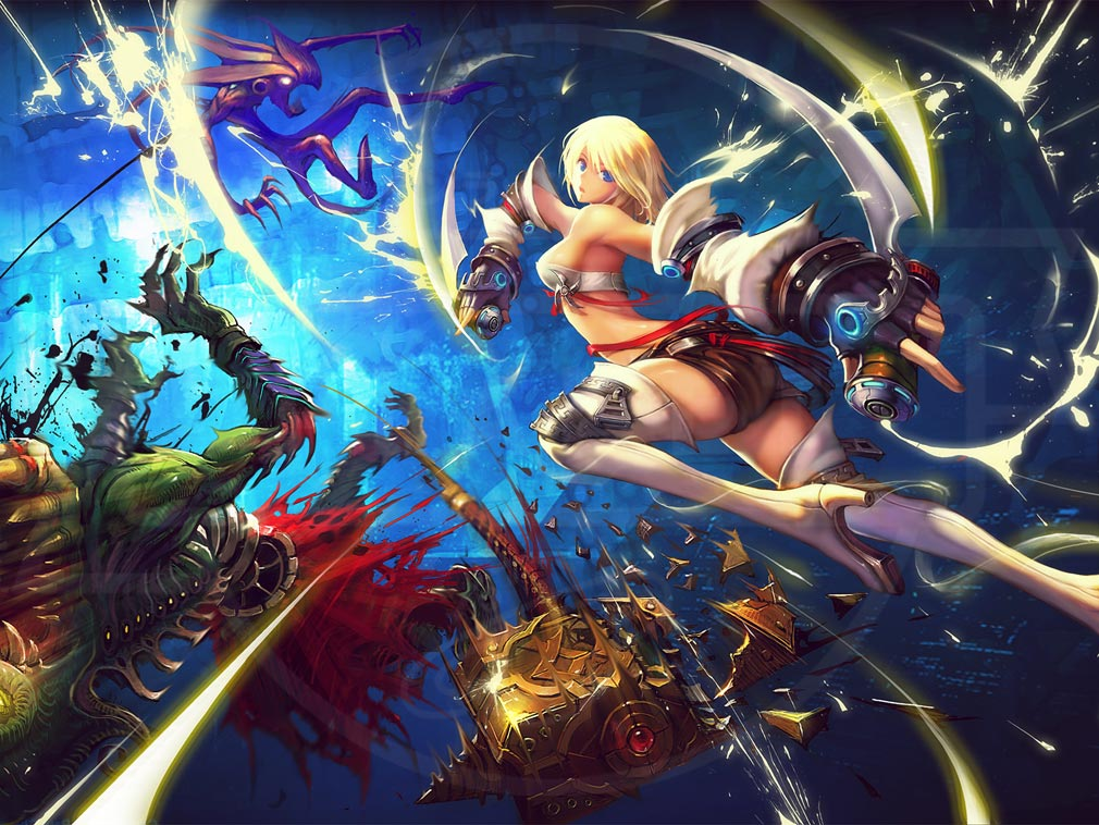 KRITIKA Revolution(クリティカR) 盗賊(CV:沢城 みゆき)イメージ