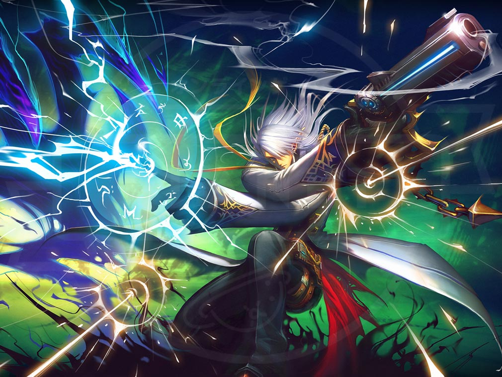 KRITIKA Revolution(クリティカR) 魔術師(CV:置鮎 龍太郎)イメージ