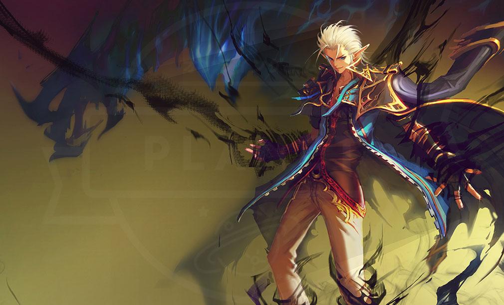 KRITIKA Revolution(クリティカR) 魔術師二次職『影術師』イメージ