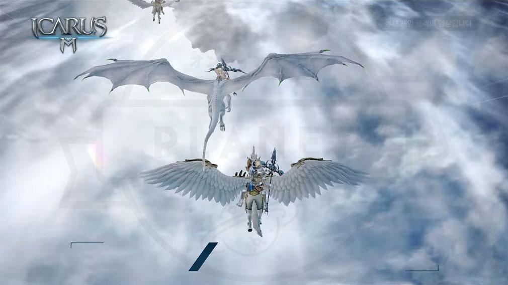 イカロスM (ICARUS MOBILE) 世界観イメージ