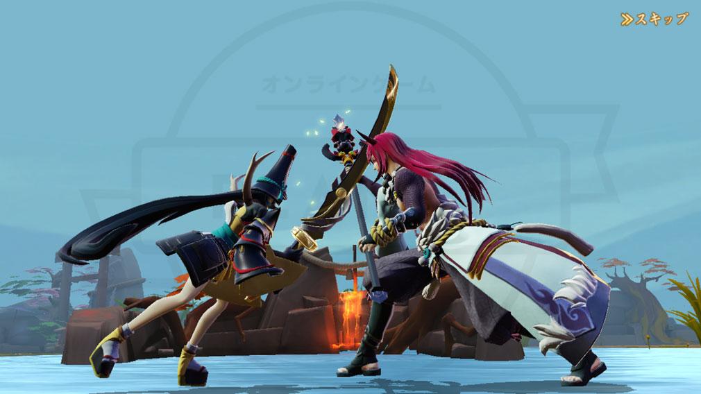 決戦!平安京 PC 3Dモデリング化のグラフィックススクリーンショット