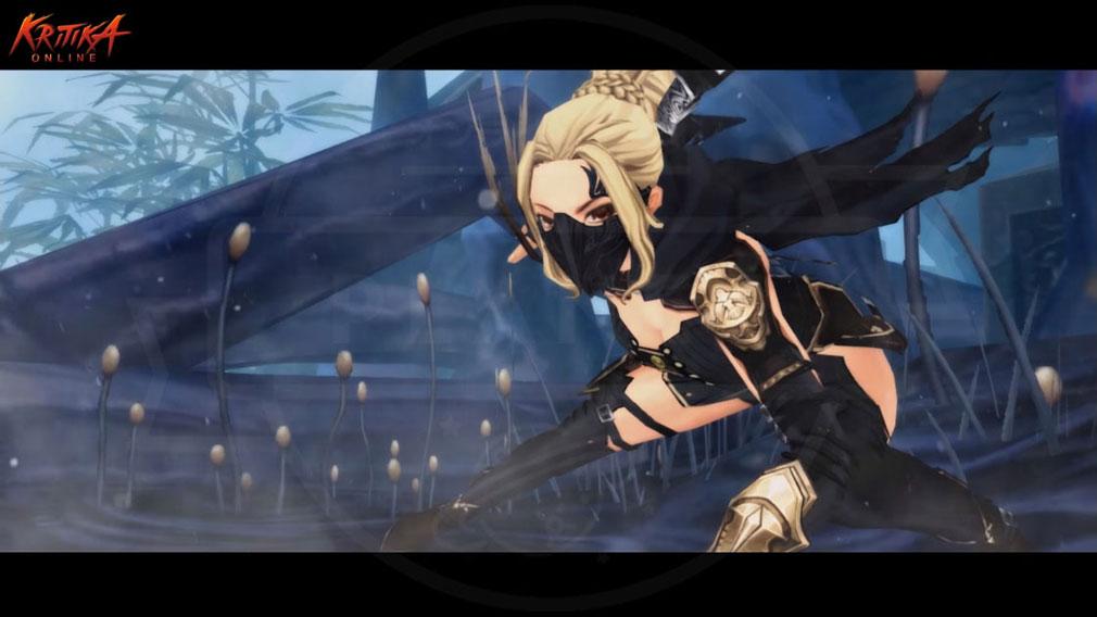 KRITIKA Revolution(クリティカR) 盗賊バトルイメージ