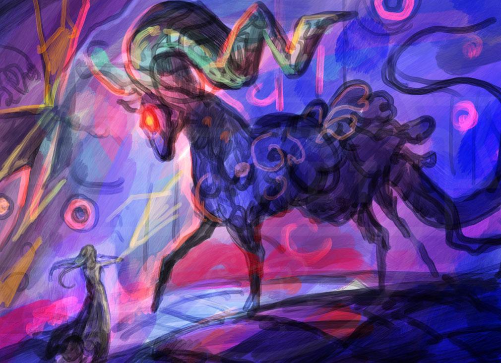 十三月のふたり姫 PC コンセプトアート