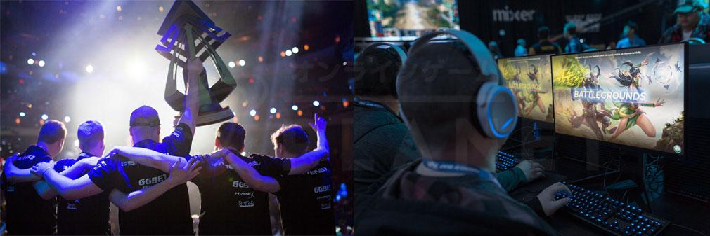 Paladins(パラディンズ) Champions of the Realm PC 海外のe-スポーツ大会の模様の写真