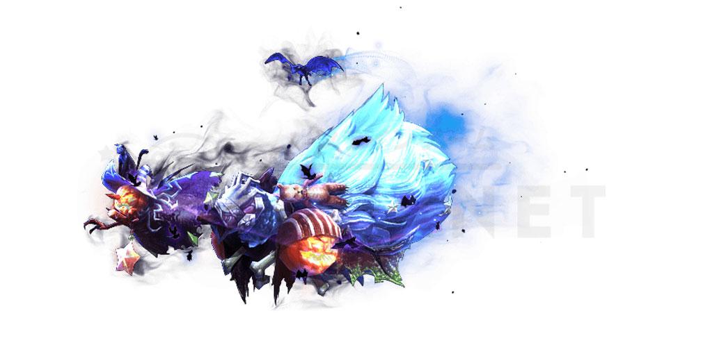 ドラゴンアウェイクン 新騎獣『魔法のほうき』イメージ