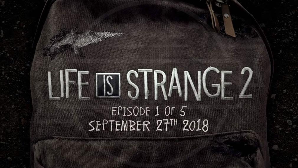 ライフ イズ ストレンジ2(Life is Strange 2) PC キービジュアル