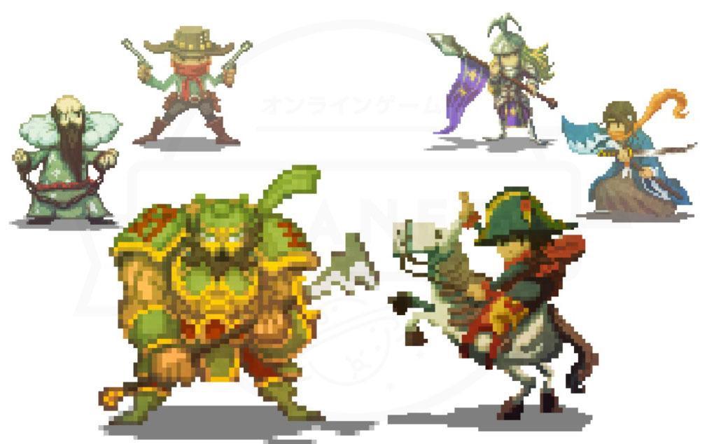 My Crypto Heroes(マイクリプトヒーローズ) PC 『ランド(領地)』を集めて世界制覇を争うイメージ