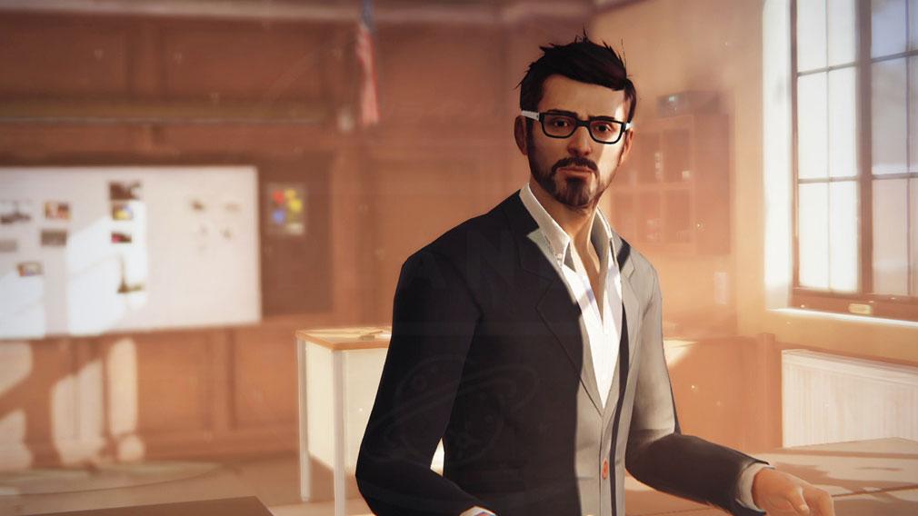 ライフ イズ ストレンジ(Life is Strange) PC キャラクター『ジェファソン先生(Mr. Mark Jefferson)』