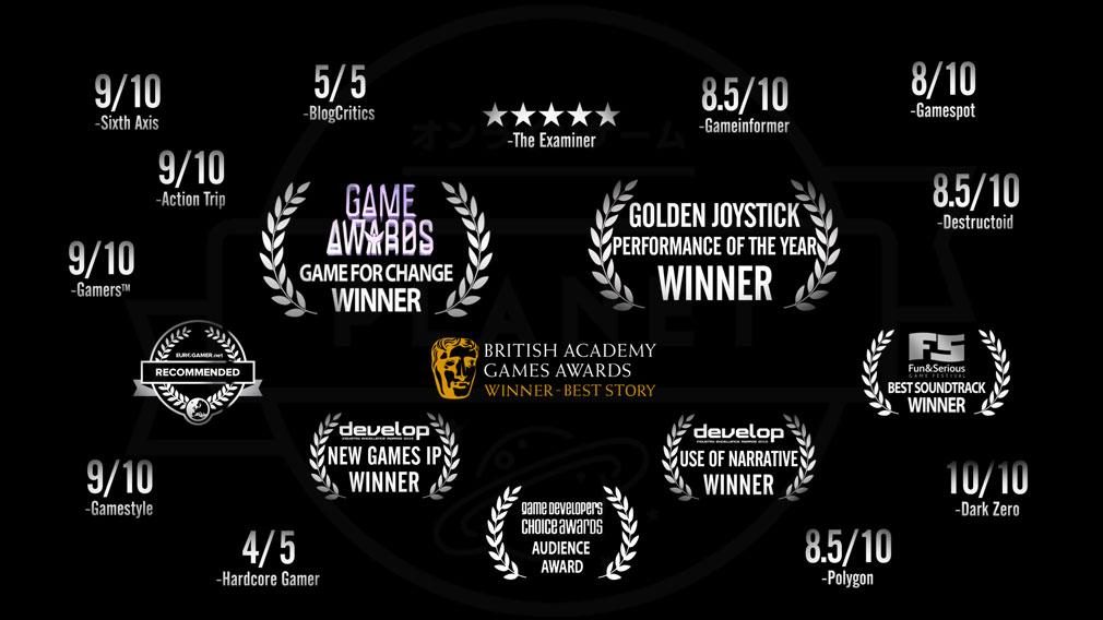 ライフ イズ ストレンジ(Life is Strange) PC 獲得、ノミネートされた数々のゲーム賞